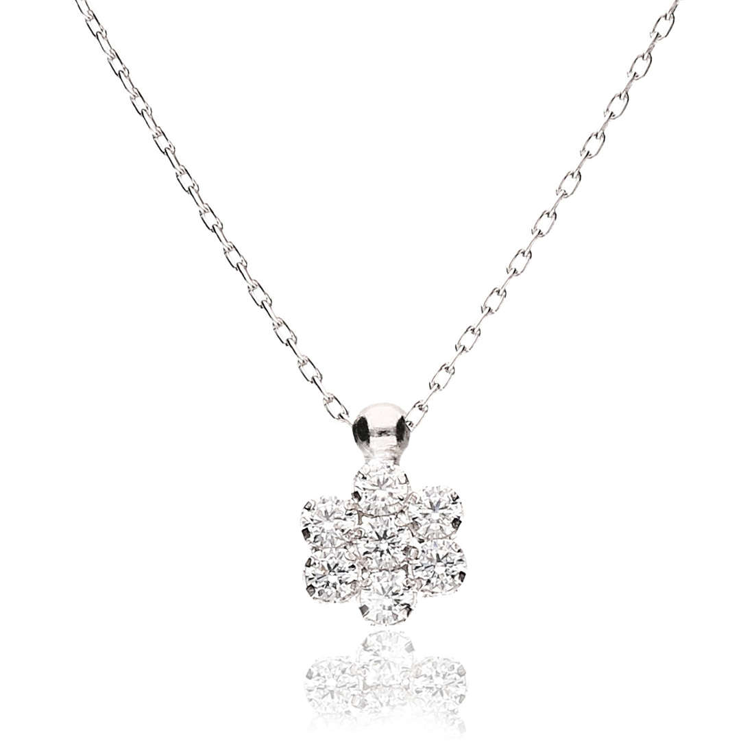 necklace woman jewellery GioiaPura GPSRSCL1560