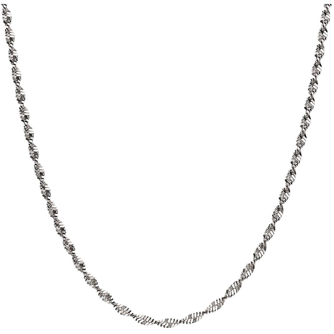 necklace woman jewellery GioiaPura GPSRSCL1600