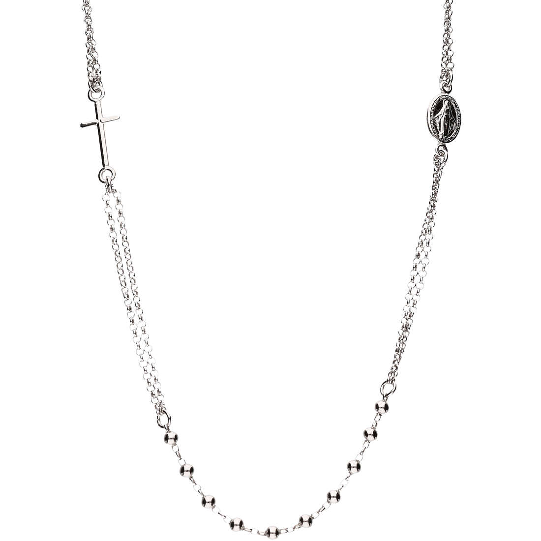 necklace woman jewellery GioiaPura GPSRSCL1931