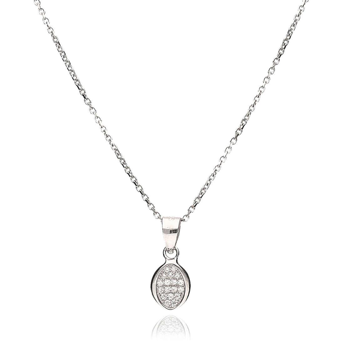 necklace woman jewellery GioiaPura GPSRSCL1986