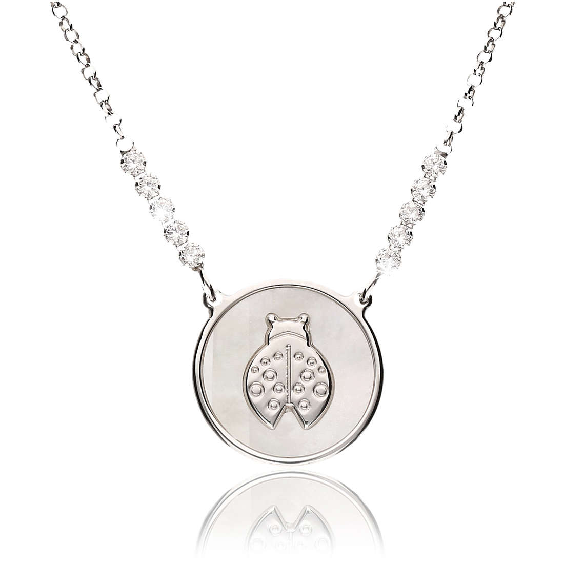 necklace woman jewellery GioiaPura GPSRSCL2140
