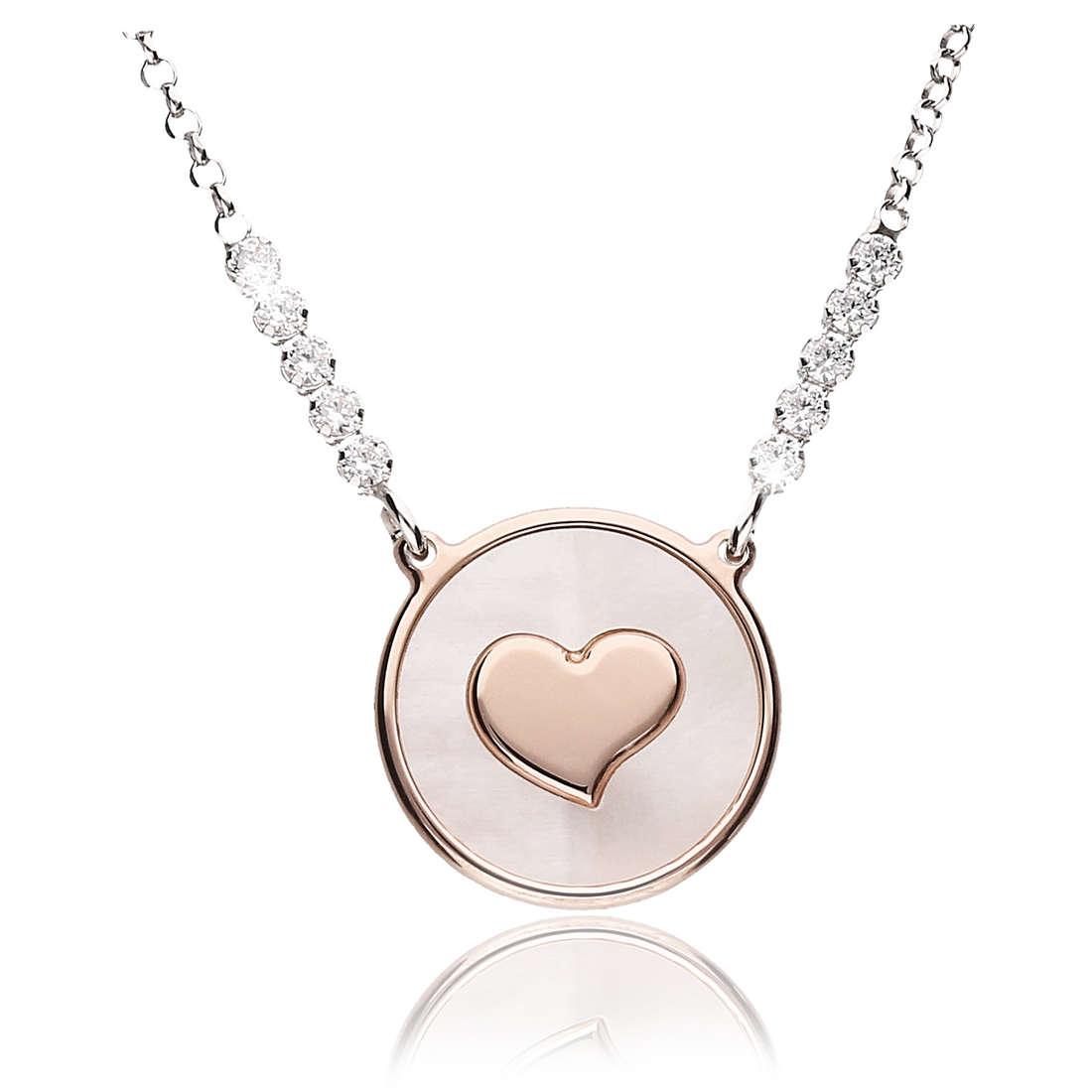 necklace woman jewellery GioiaPura GPSRSCL2142
