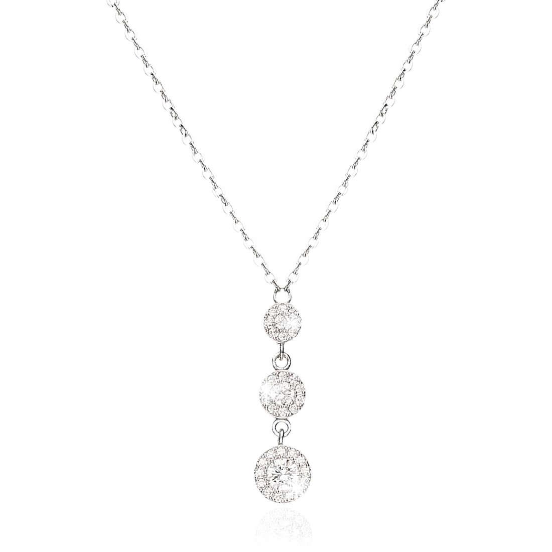 necklace woman jewellery GioiaPura GPSRSCL2303