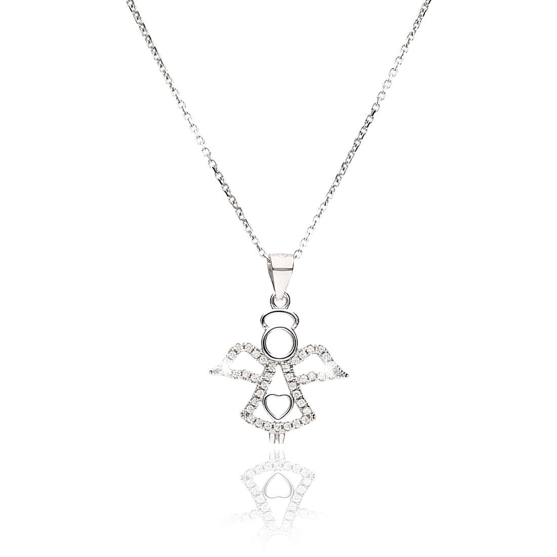 necklace woman jewellery GioiaPura GPSRSCL2398