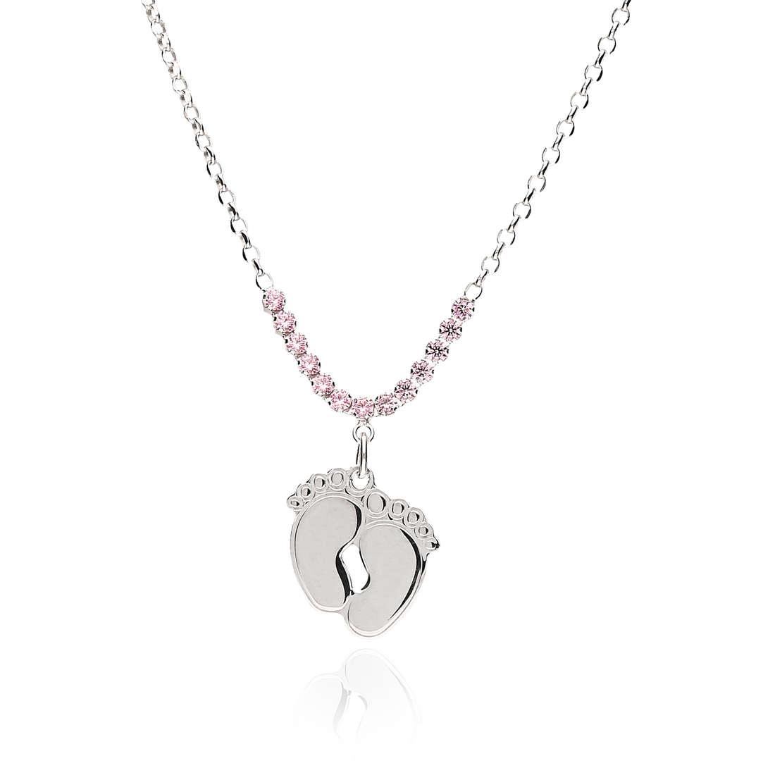 necklace woman jewellery GioiaPura GPSRSCL2437