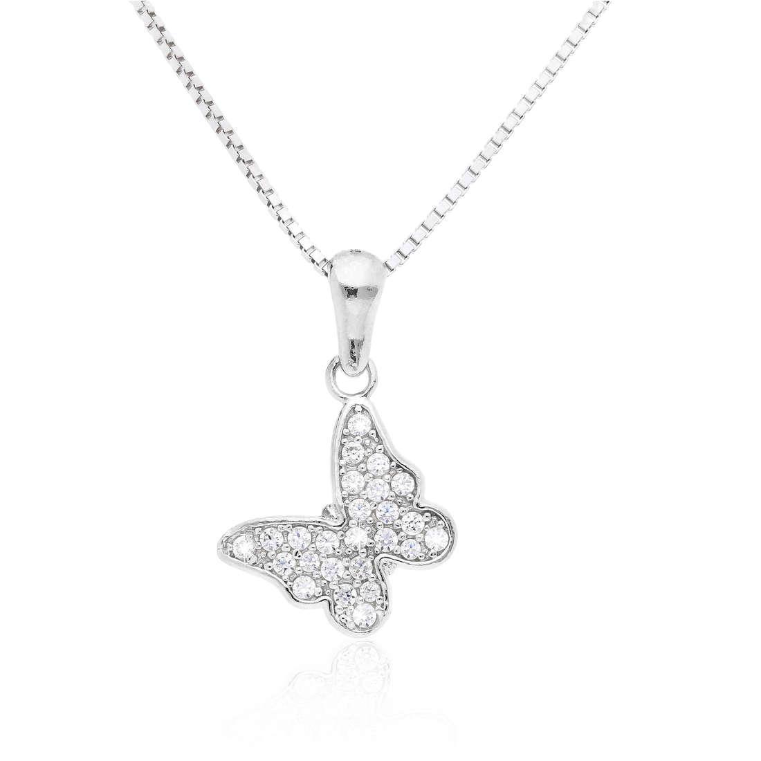 necklace woman jewellery GioiaPura WCM01163AS