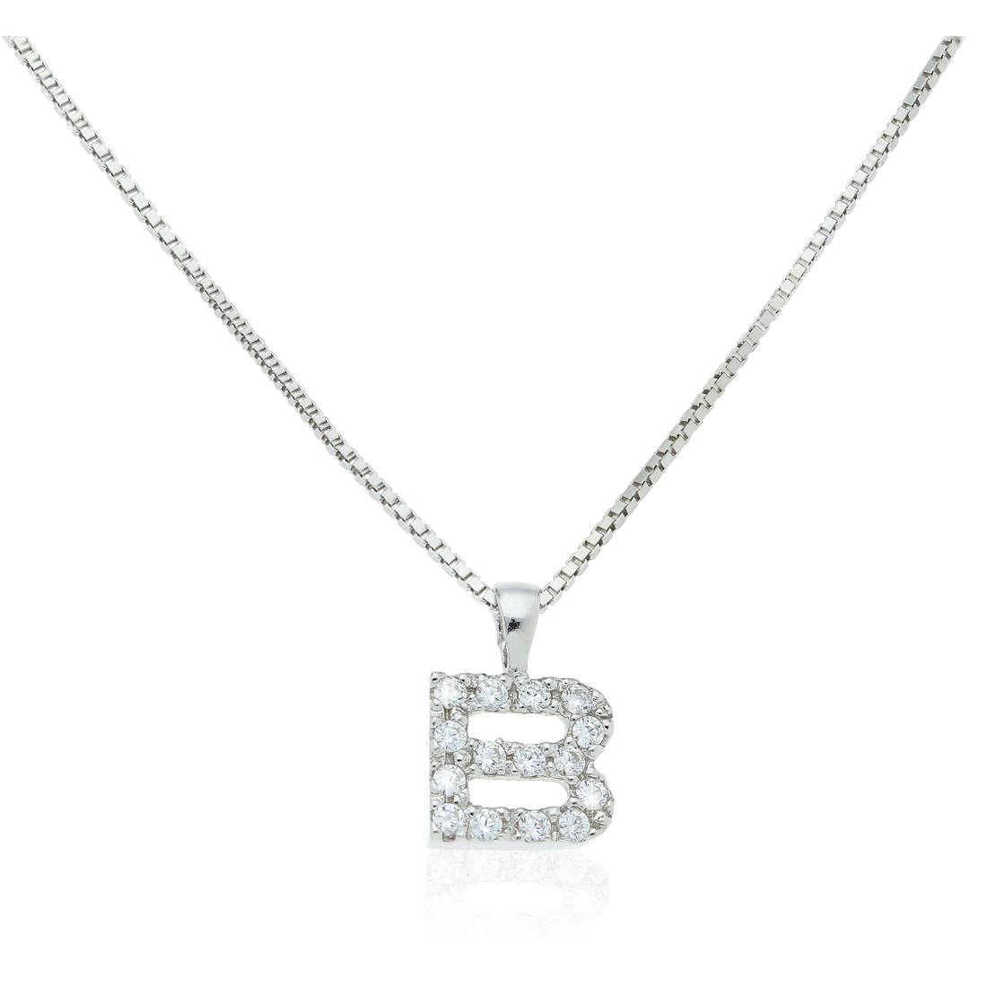 necklace woman jewellery GioiaPura WCT0001BDL