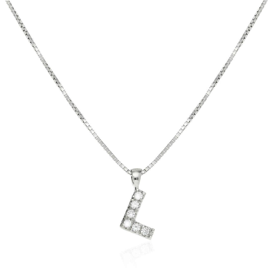 necklace woman jewellery GioiaPura WCT0001LDL