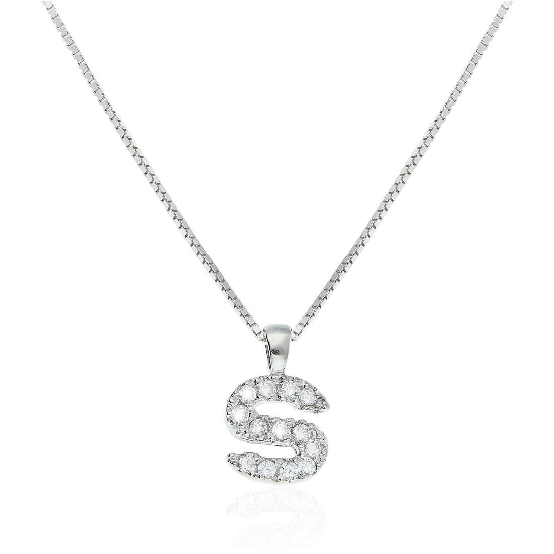 necklace woman jewellery GioiaPura WCT0001SDL