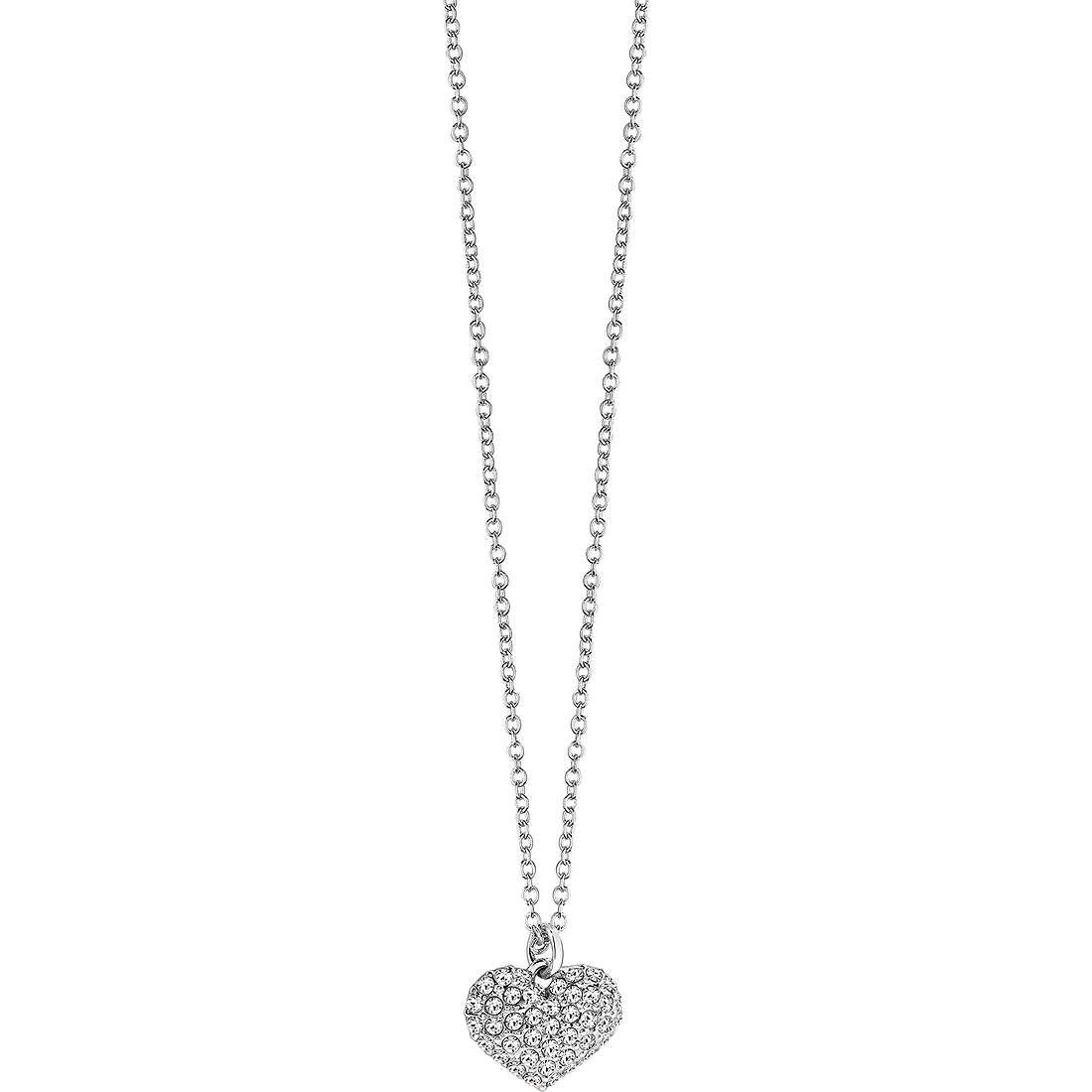 necklace woman jewellery Guess basic instinct UBN51485