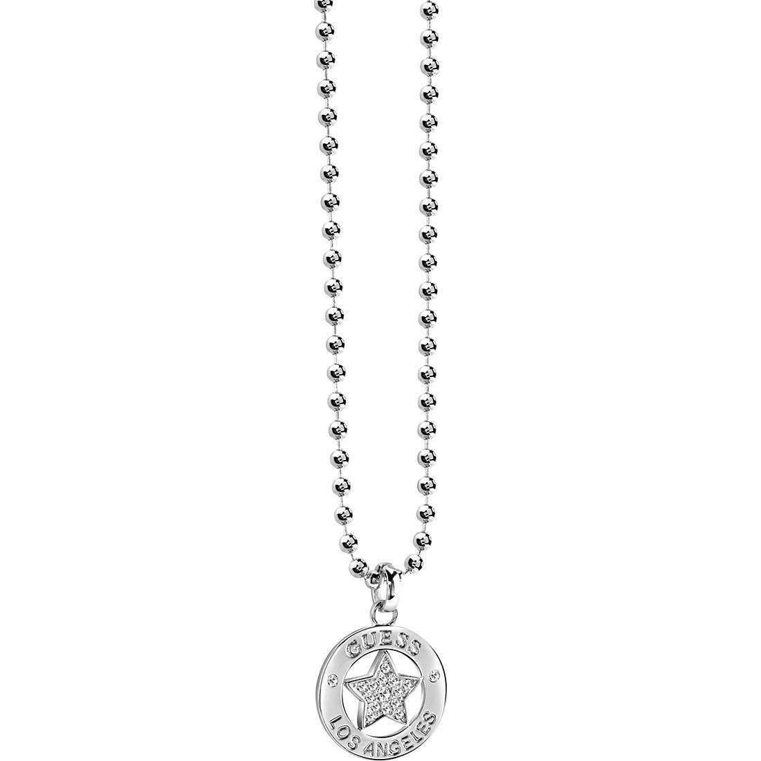 necklace woman jewellery Guess Fashion UBN21599