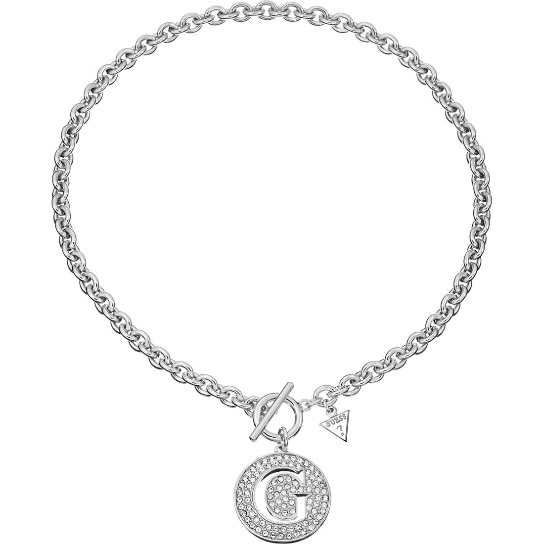 necklace woman jewellery Guess G Girl UBN51426