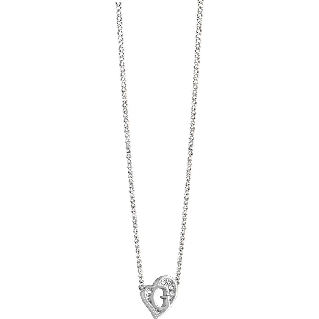 necklace woman jewellery Guess G Hearts UBN71536