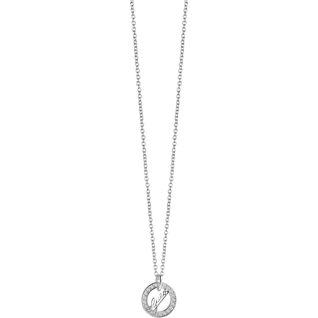 necklace woman jewellery Guess Iconic UBN21504