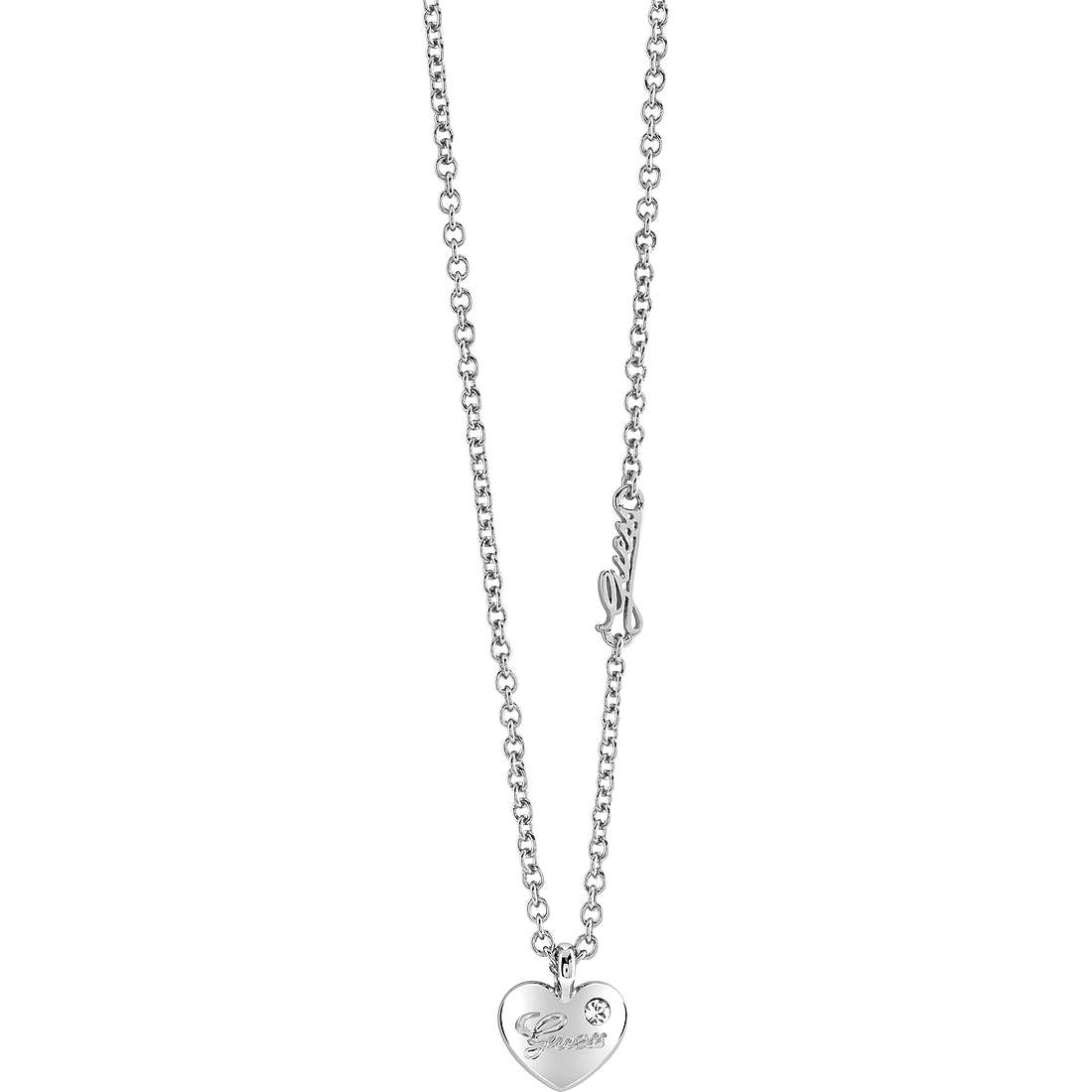 necklace woman jewellery Guess Iconic UBN21526