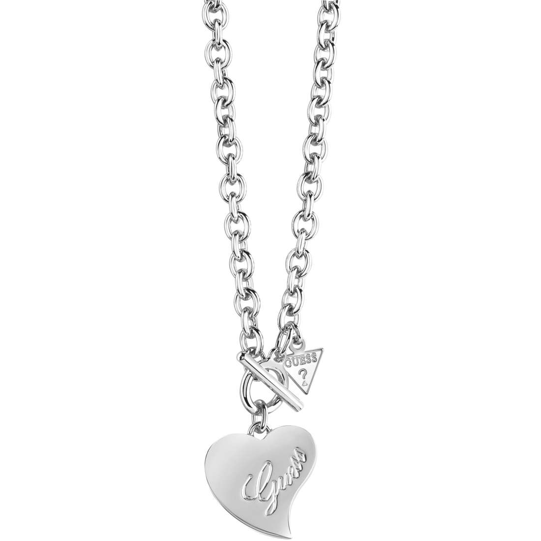 necklace woman jewellery Guess Love UBN71539
