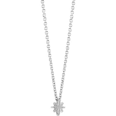 necklace woman jewellery Guess Rising Star UBN71548