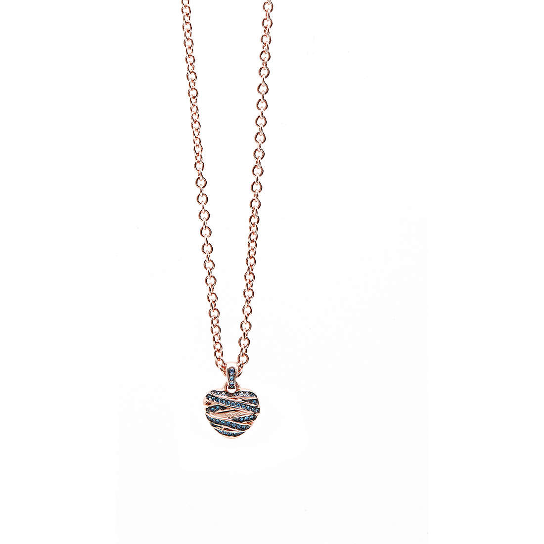 necklace woman jewellery Guess Rose Gold UBN21611