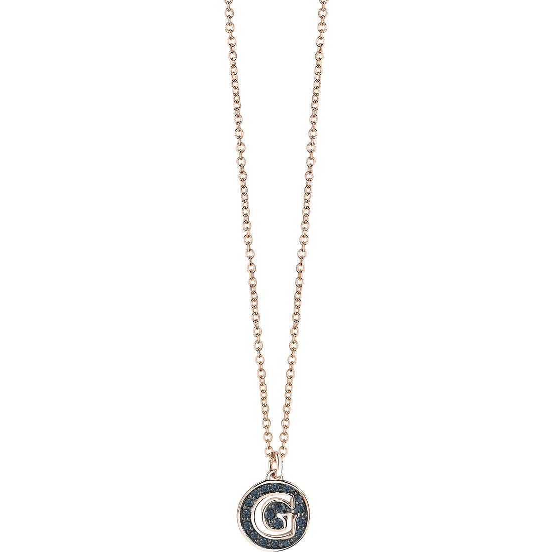 necklace woman jewellery Guess Rose Gold UBN91402