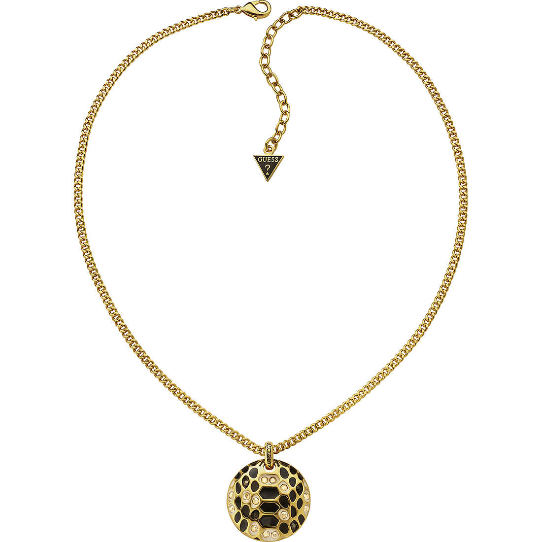 necklace woman jewellery Guess Settembre 2013 UBN91323