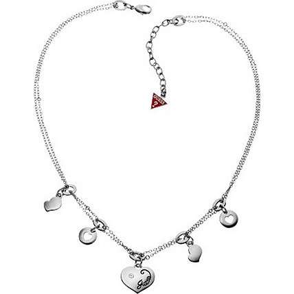necklace woman jewellery Guess UBN11012