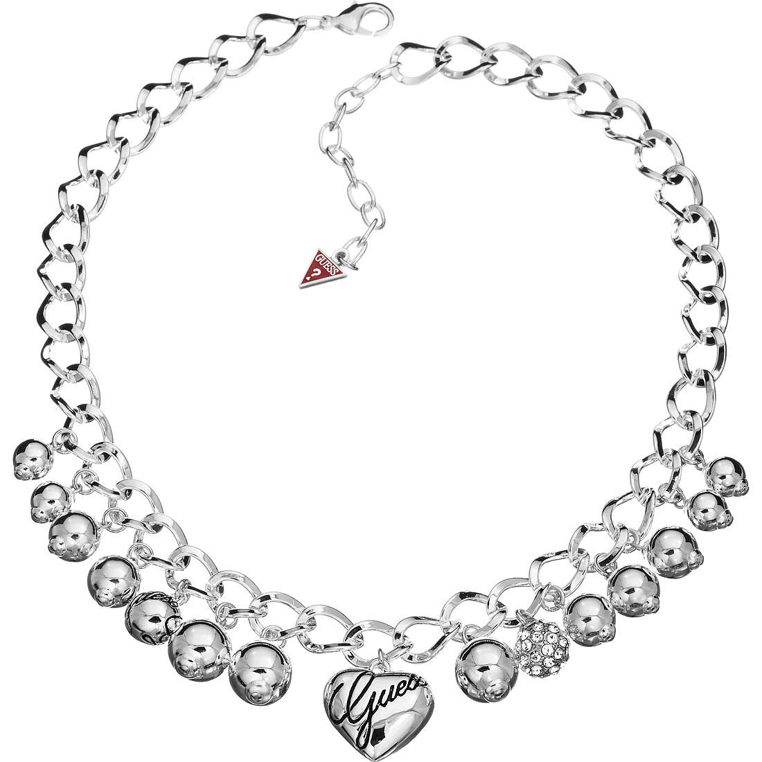 necklace woman jewellery Guess UBN11117