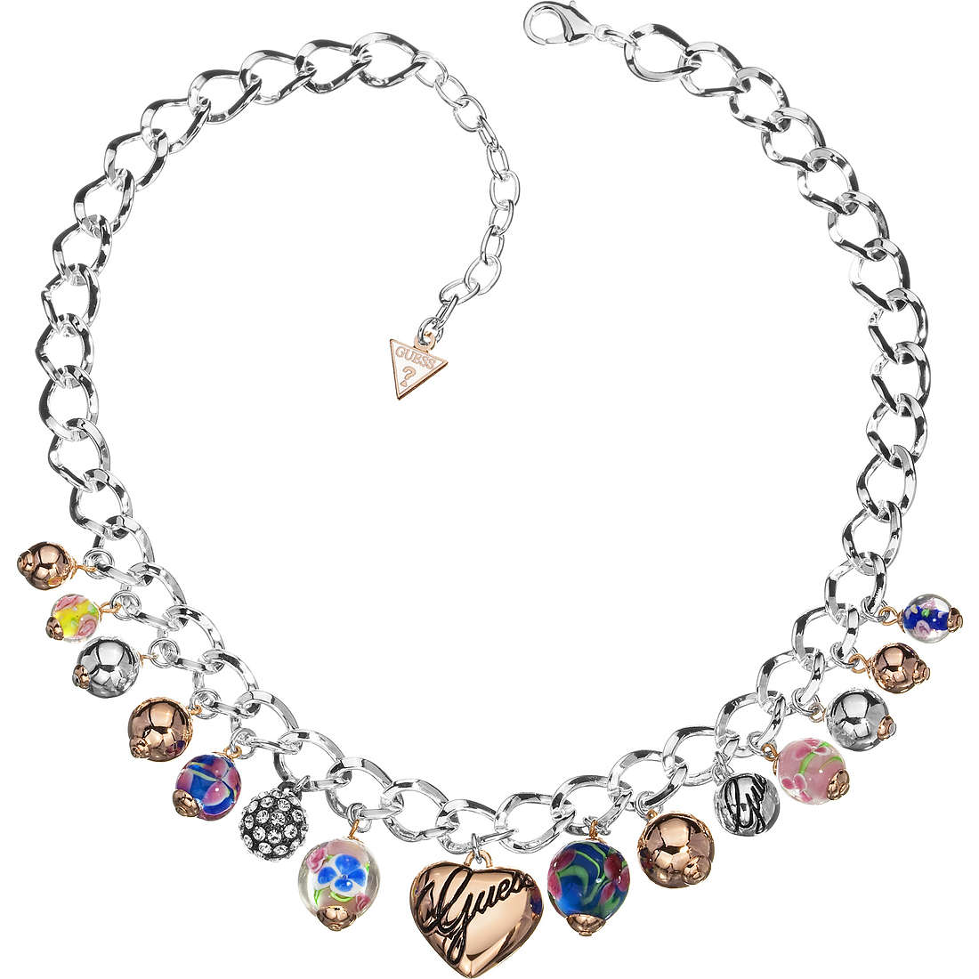 necklace woman jewellery Guess UBN11123
