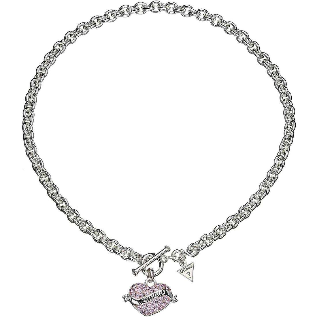 necklace woman jewellery Guess UBN11148