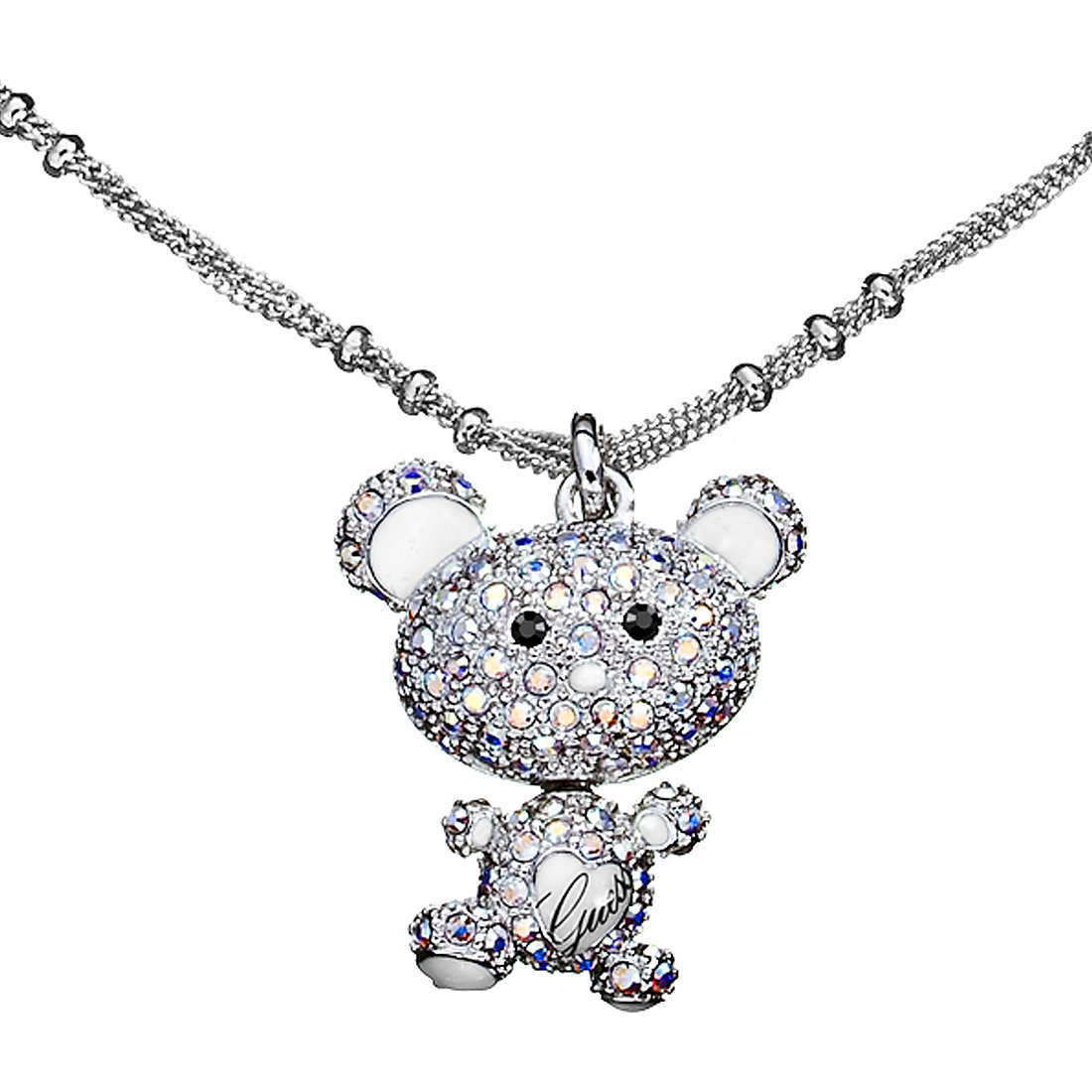 necklace woman jewellery Guess UBN11229