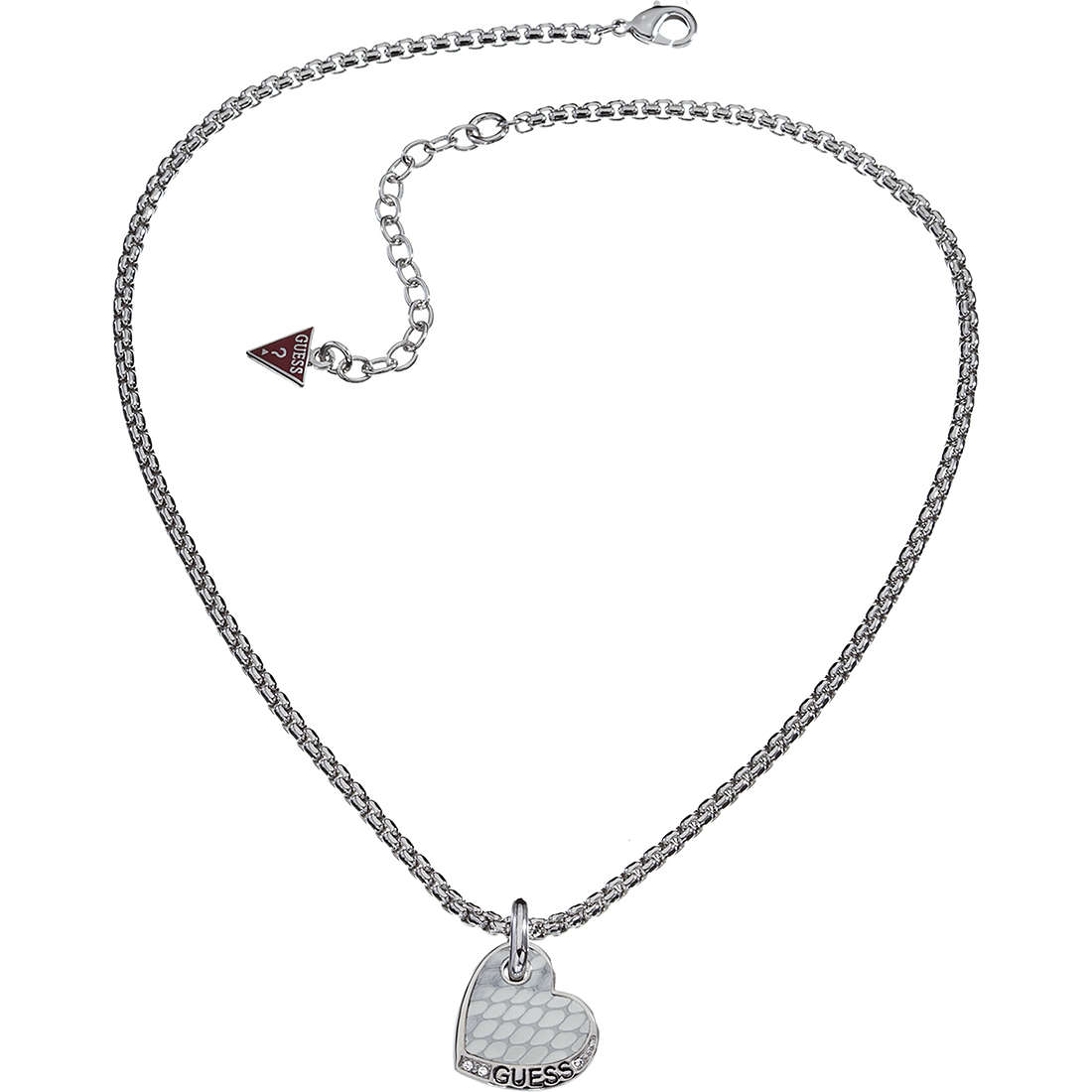 necklace woman jewellery Guess UBN11425