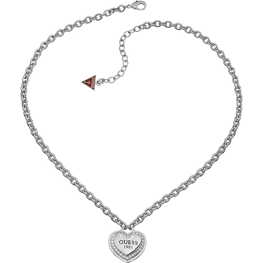 necklace woman jewellery Guess UBN11492