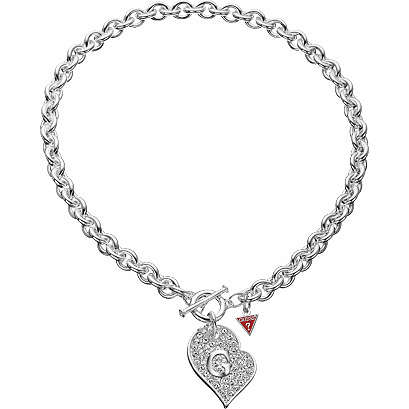 necklace woman jewellery Guess UBN12803