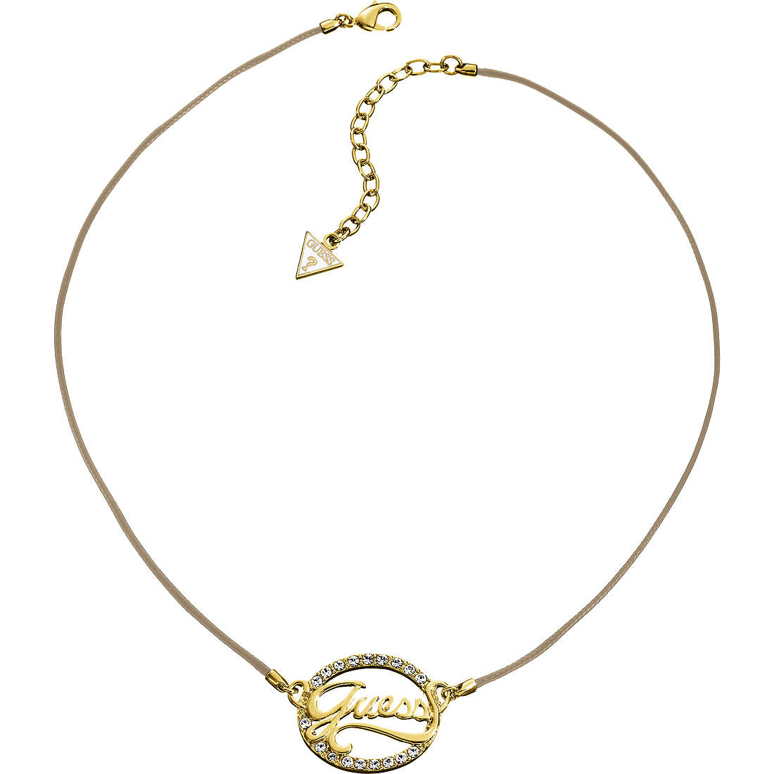 necklace woman jewellery Guess UBN21209