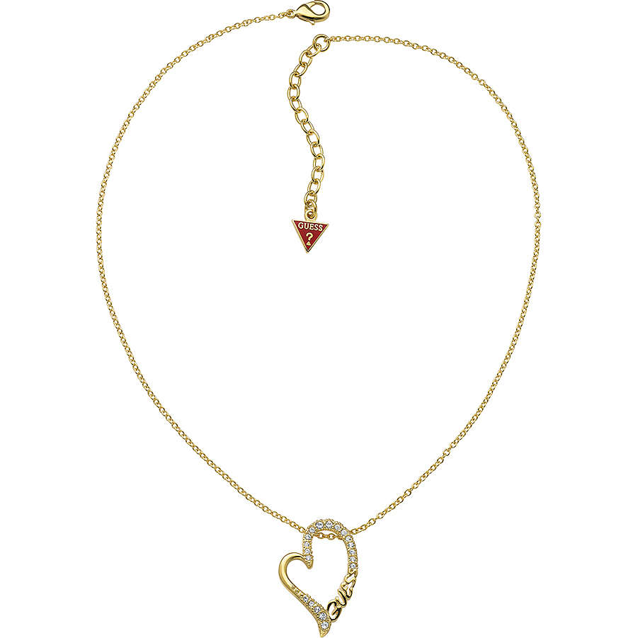 necklace woman jewellery Guess UBN71262