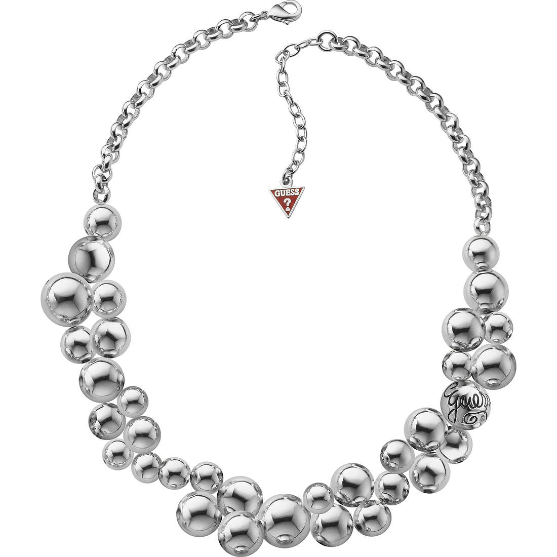 necklace woman jewellery Guess UBN71273