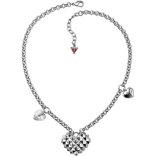 necklace woman jewellery Guess UBN71277