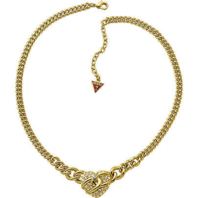 necklace woman jewellery Guess UBN71292