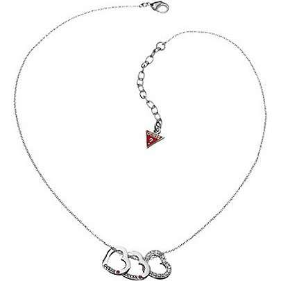 necklace woman jewellery Guess UBN81010