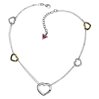 necklace woman jewellery Guess UBN81083