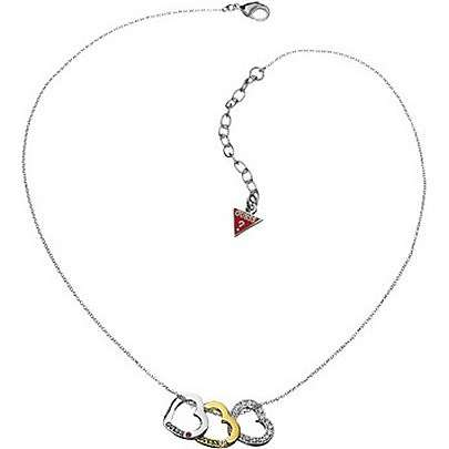necklace woman jewellery Guess UBN81084