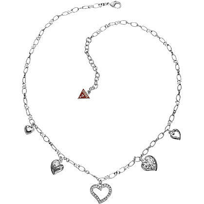 necklace woman jewellery Guess UBN81123