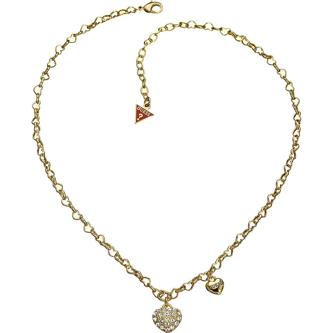 necklace woman jewellery Guess UBN81195