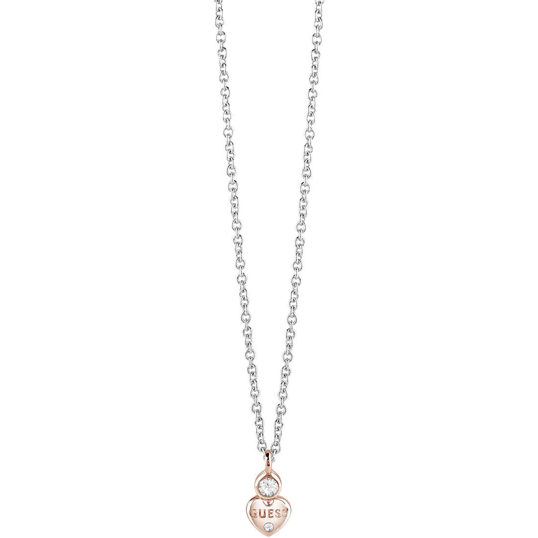 necklace woman jewellery Guess UBN82014