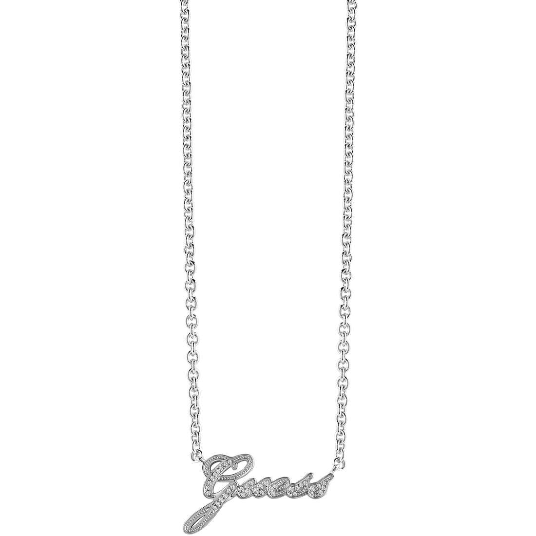 necklace woman jewellery Guess UBN82053