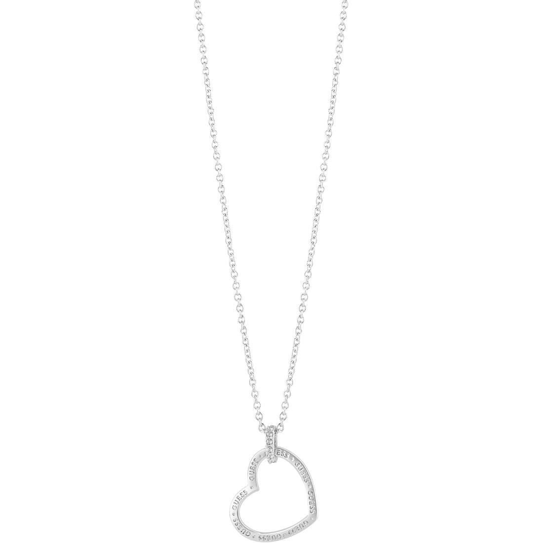 necklace woman jewellery Guess UBN82059