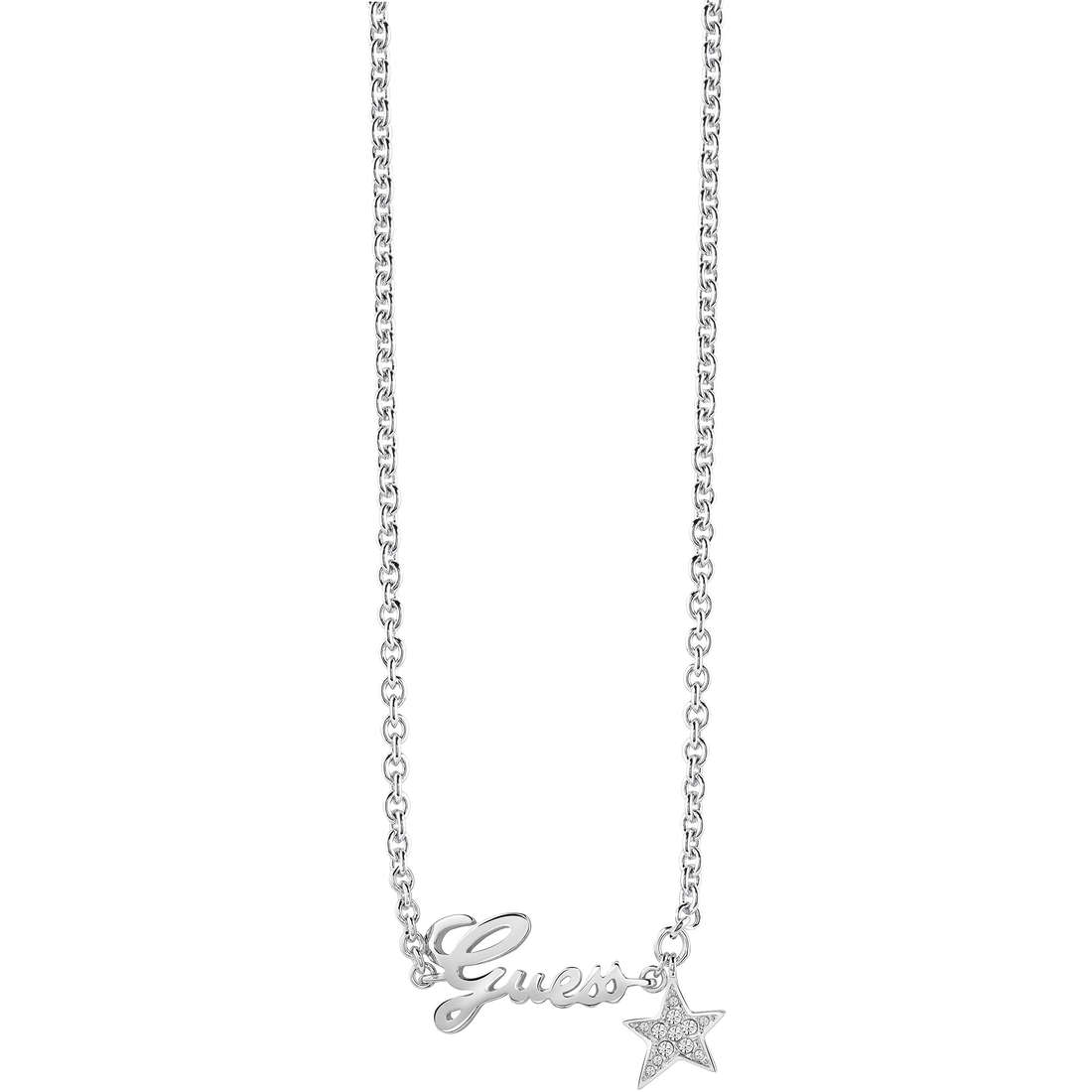 necklace woman jewellery Guess UBN82091