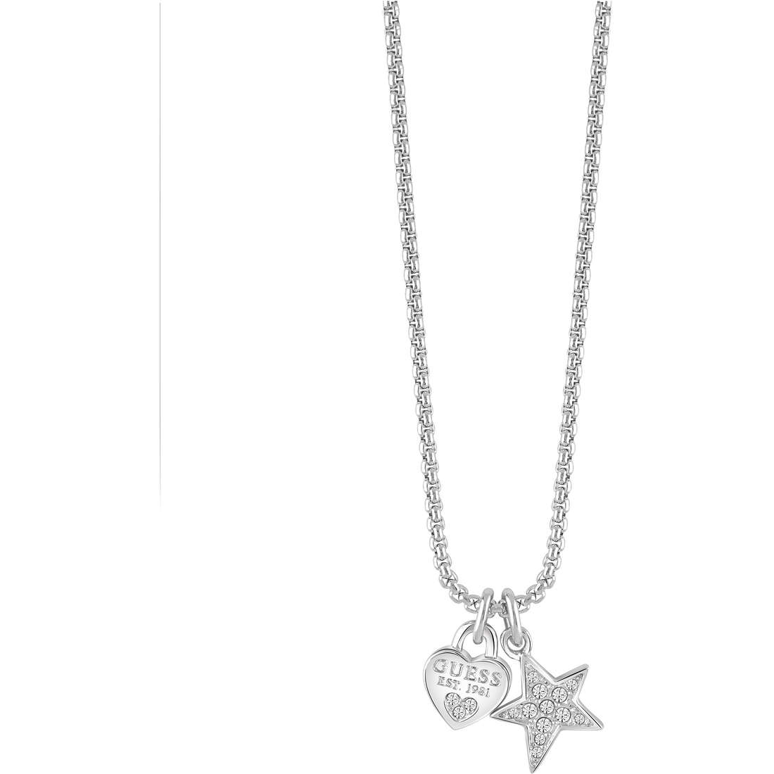 necklace woman jewellery Guess UBN82092