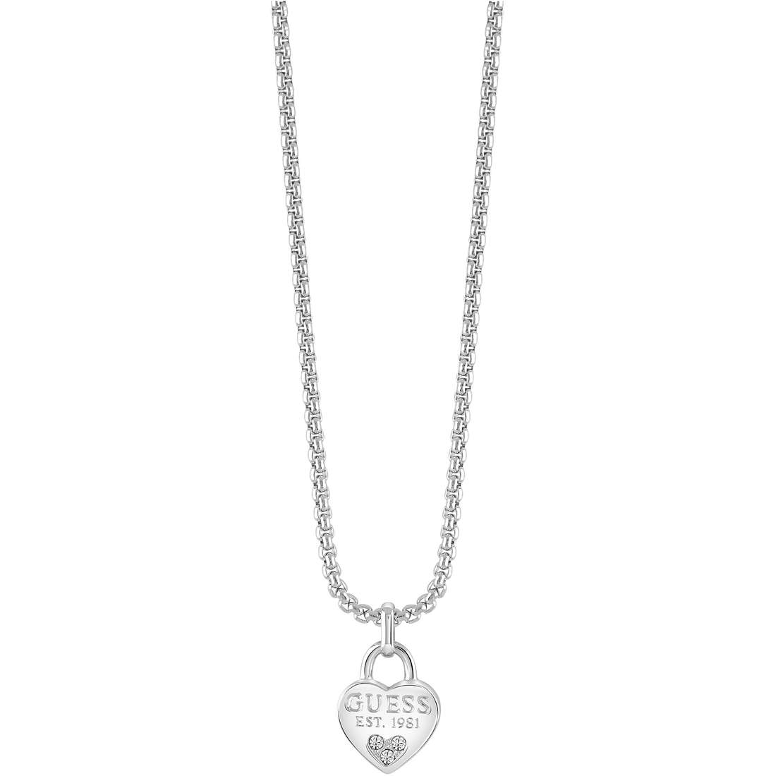 necklace woman jewellery Guess UBN82094