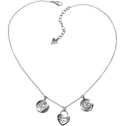 necklace woman jewellery Guess USN11003