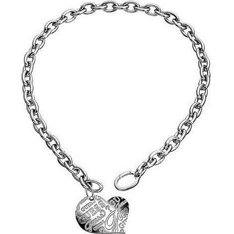necklace woman jewellery Guess USN80906